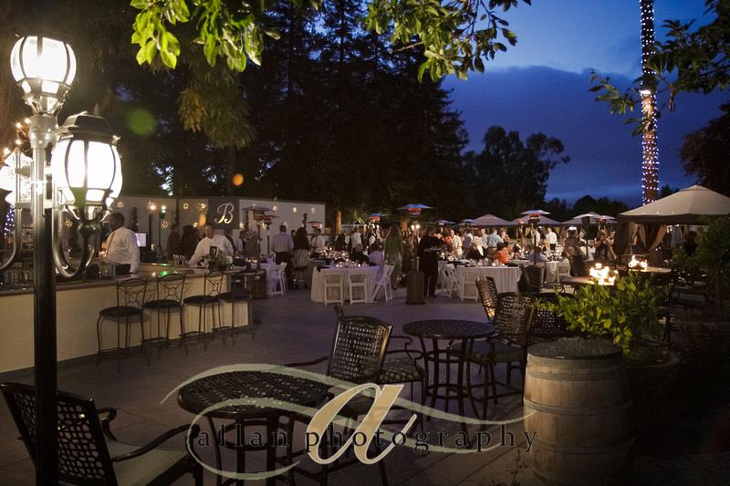Wedding Reception at Barone's in Pleasanton