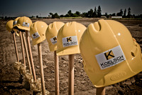 El Rio, Modesto Ground Breaking